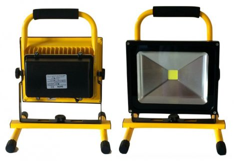 30w Rechargeable Floodlight