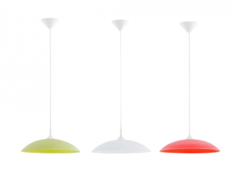 lampshade colour