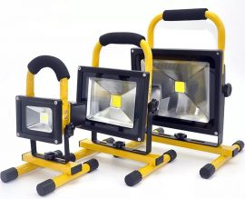 Rechargeable Floodlights