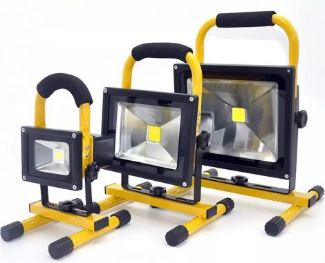 Rechargebale Floodlights